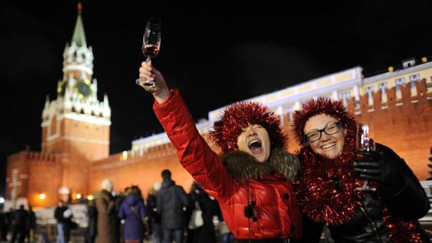 E não se esqueça que o Natal para os russos cai em 7 de janeiro!