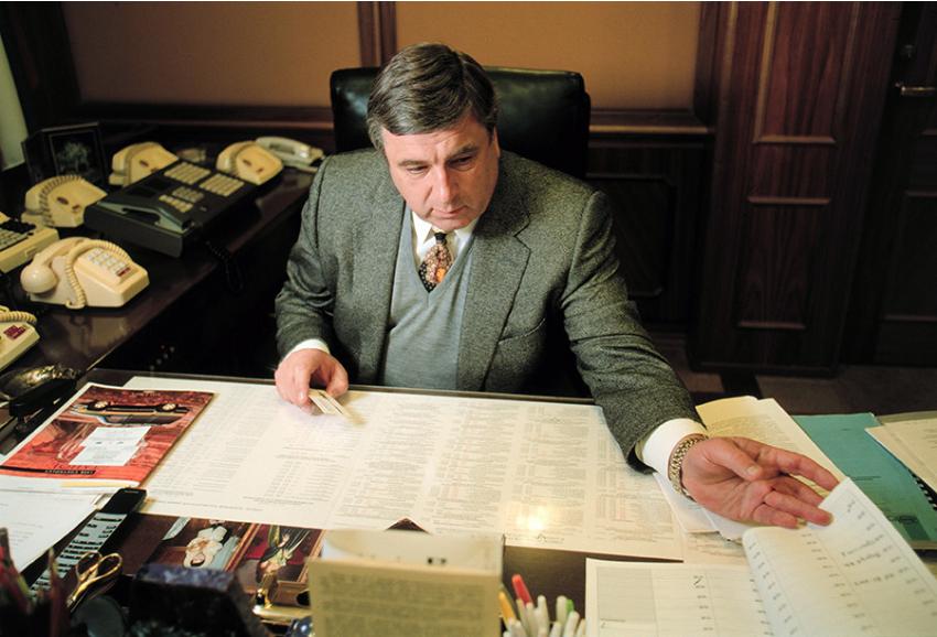 Borodin je bil v ožjem krogu nekdanjega predsednika Borisa Jelcina.