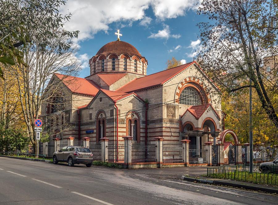 Храм в чест на иконата на Света Богородица