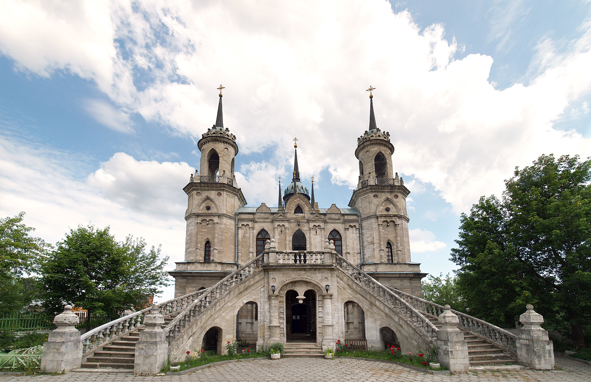 Владимировската църква в Биково