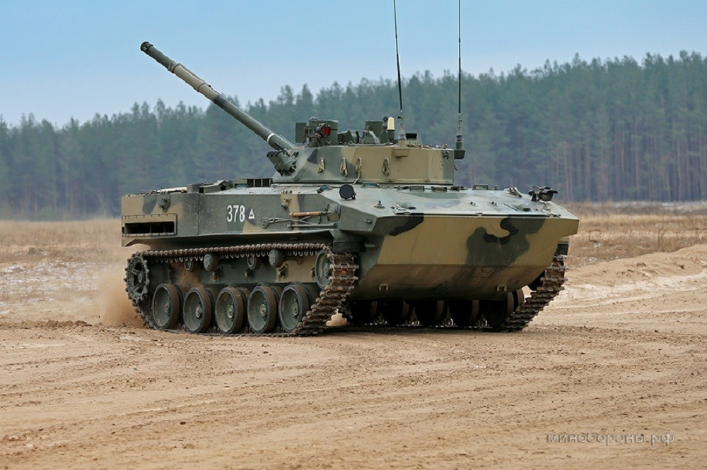 БМД-4М