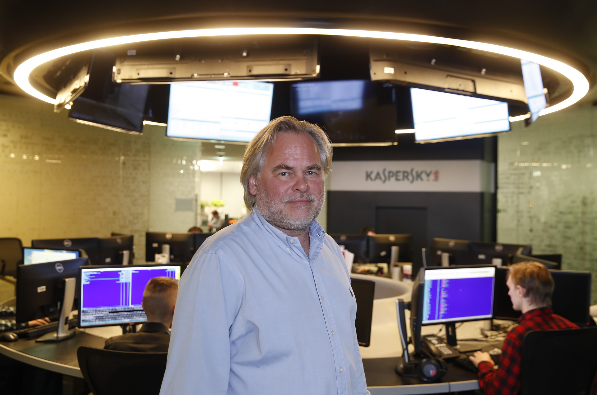 Evguêni Kaspersky, CEO da empresa russa, comparou ações americanas com