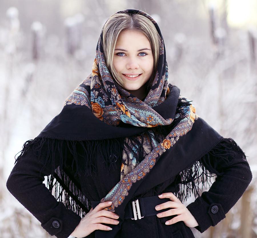 Warum sind russische Frauen so hübsch?