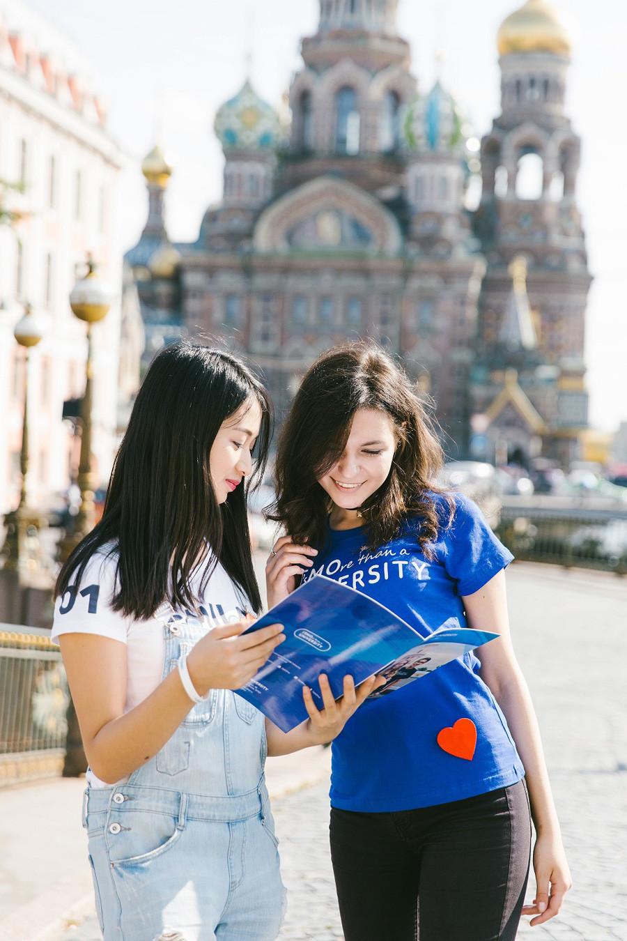 Untuk pertama kalinya, universitas-universitas Rusia menawarkan sistem satu pintu.