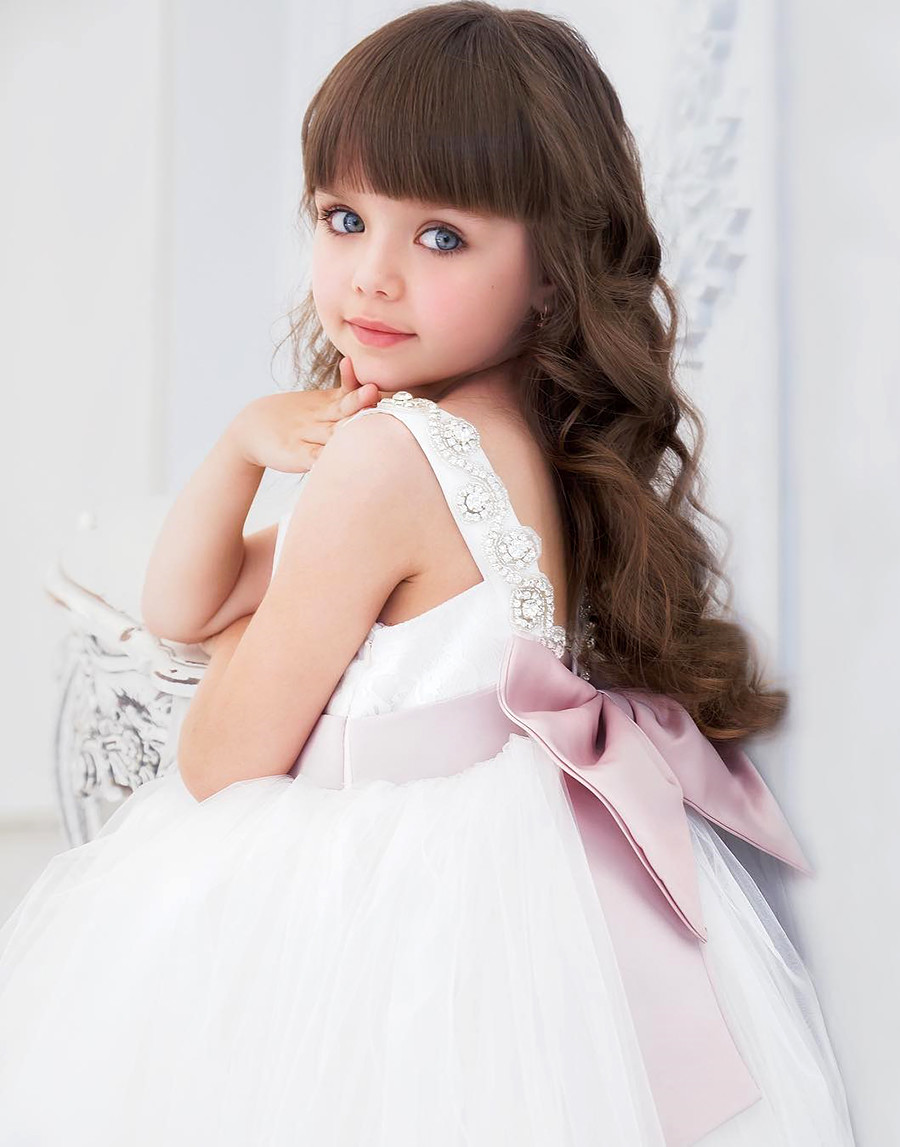 russian child model, 6, hailed 'the most beautiful girl in the world