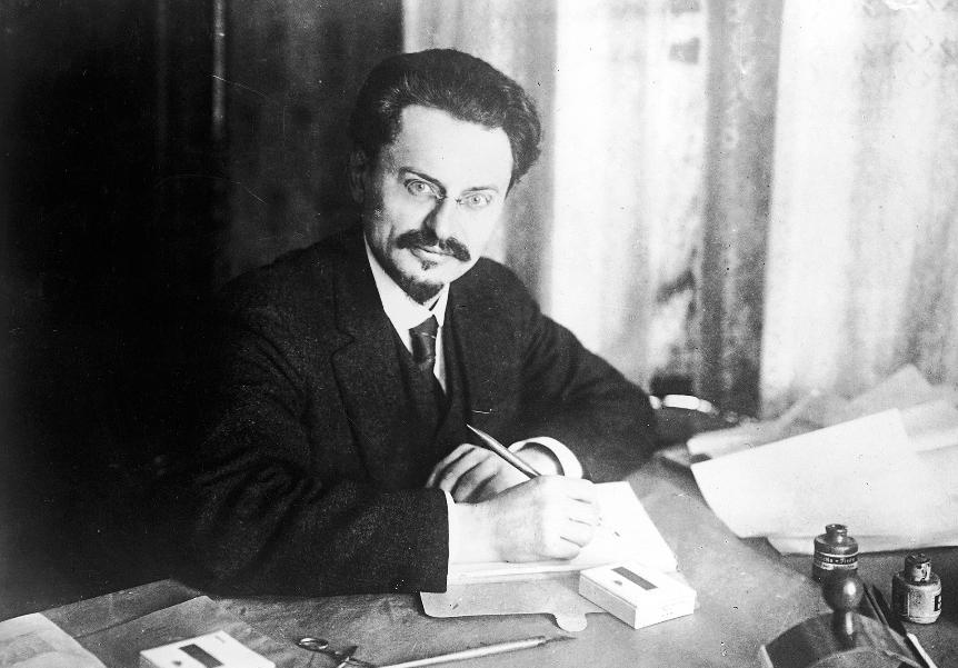 Lev Trocki.
