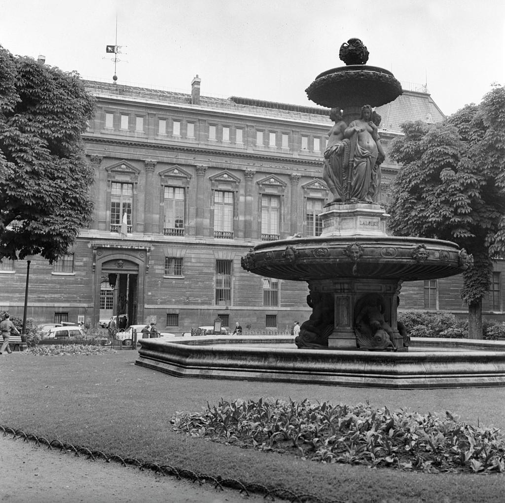 Bibliothèque nationale de la rue Richelieu