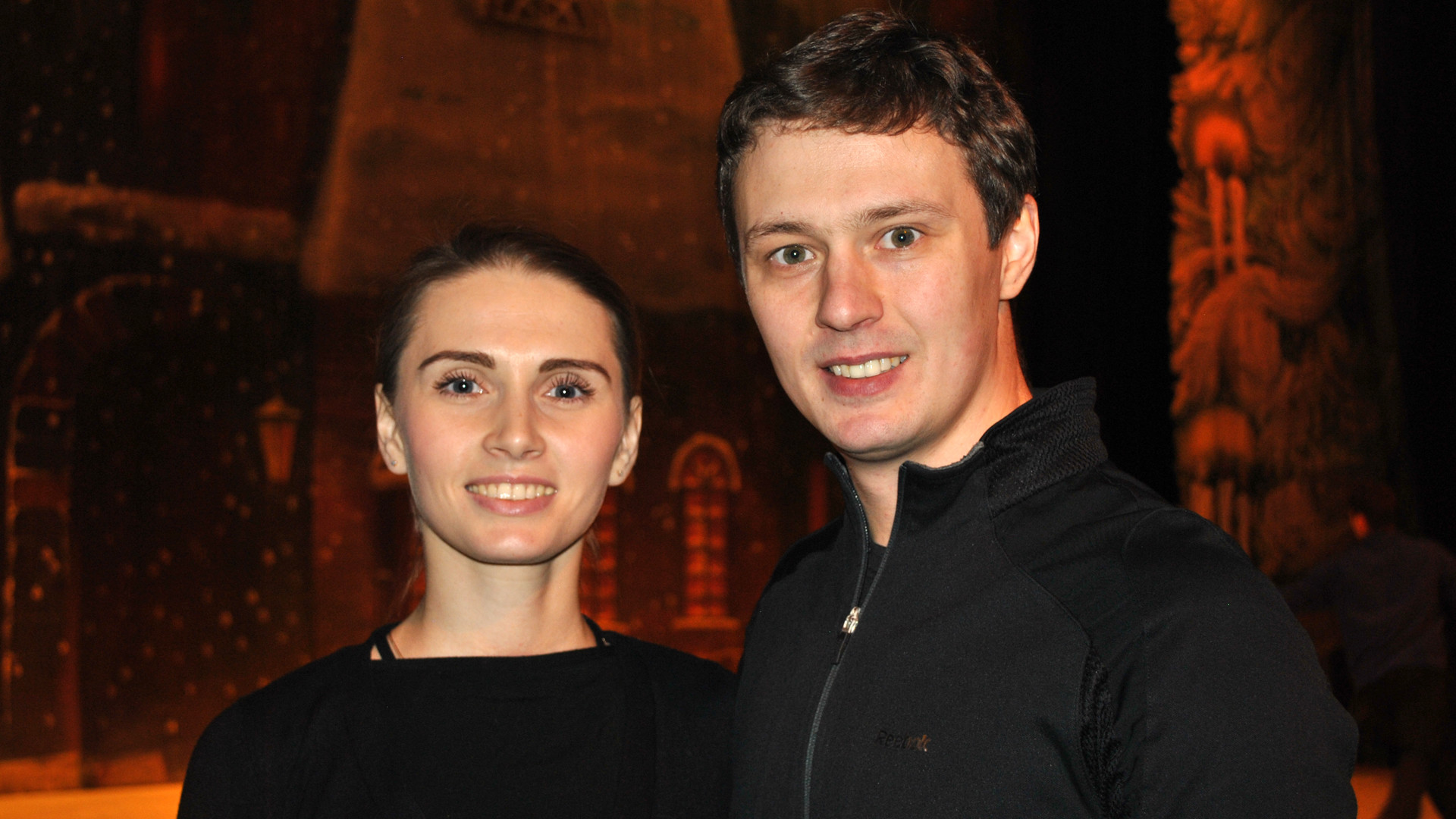 Дарја Капустинска и Данил Ведерњиков