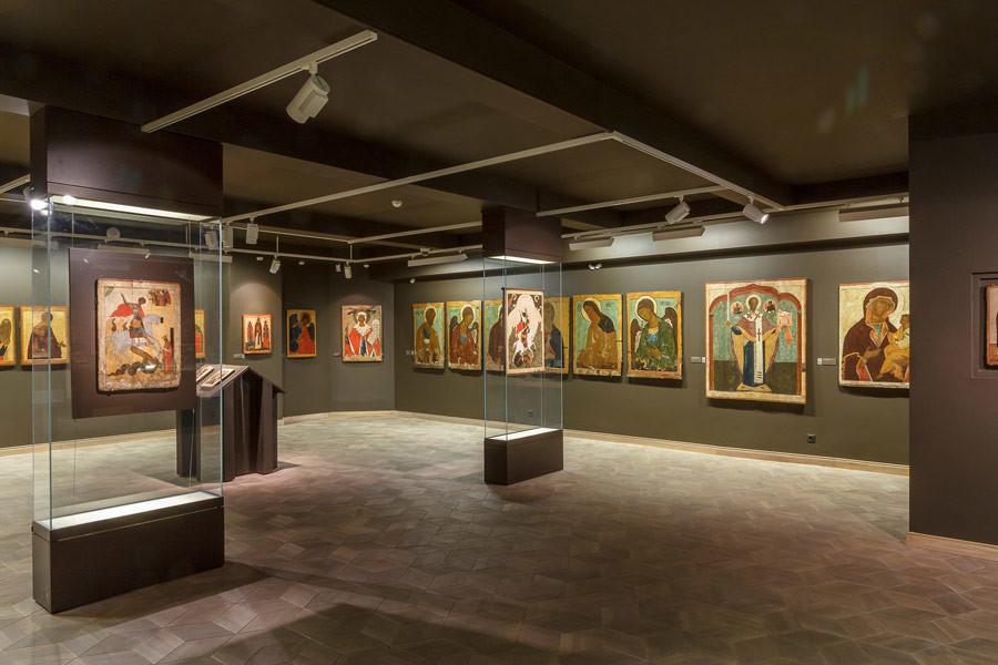 Museu dos Ícones Russos é repleto de.. ícones – como era de se esperar. Mas do mundo todo.