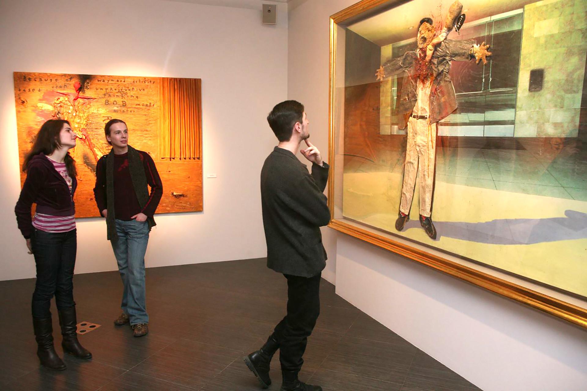 Exposições 'blockbuster' itinerantes, como 'Os anos de Grace Kelly' são um dos focos da Fundação Cultural Ekaterina.