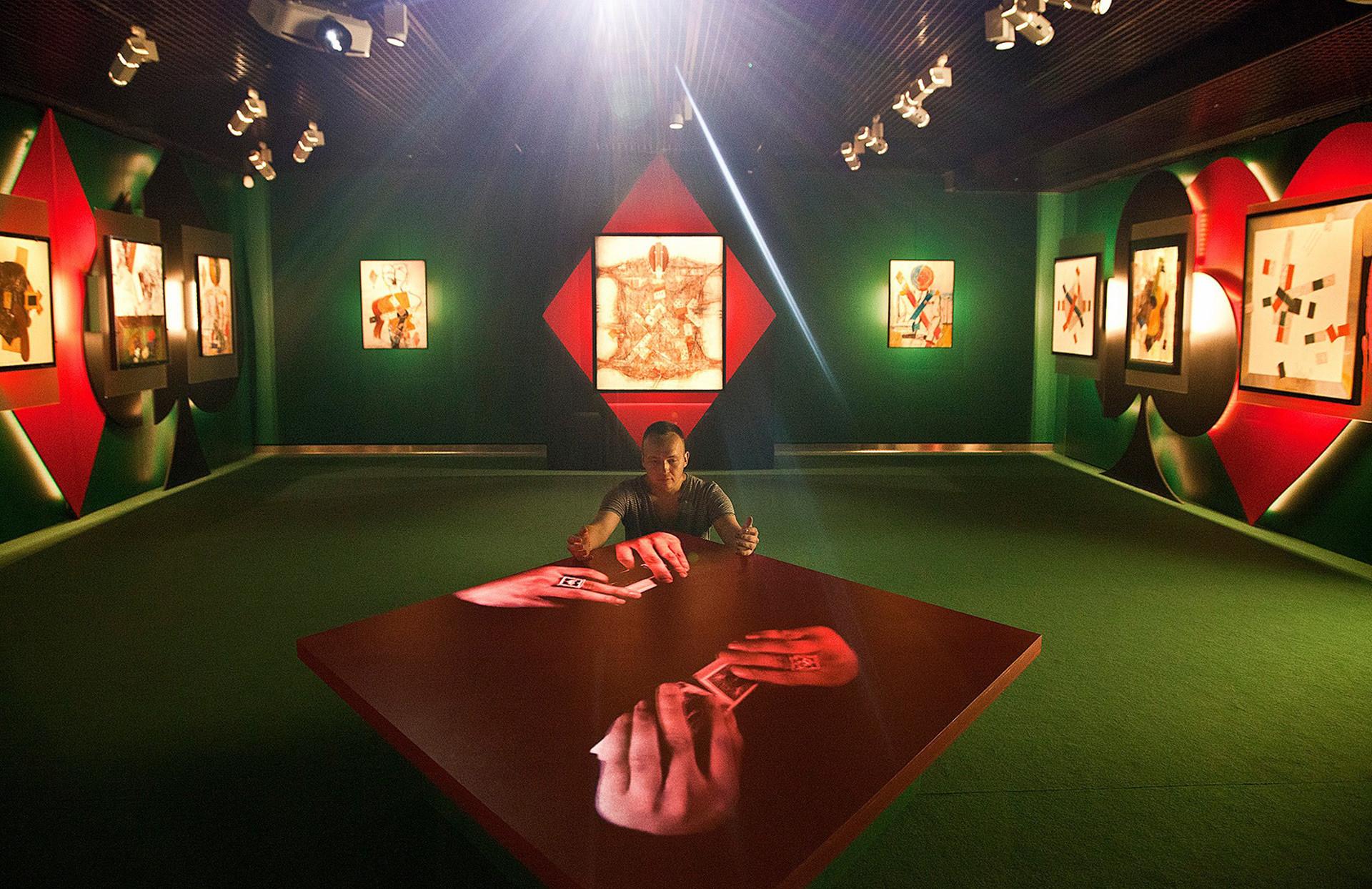 """O AZ Museum é dedicado ao """"enfant terrible"""" da arte soviética Anatóli Zvérev."""