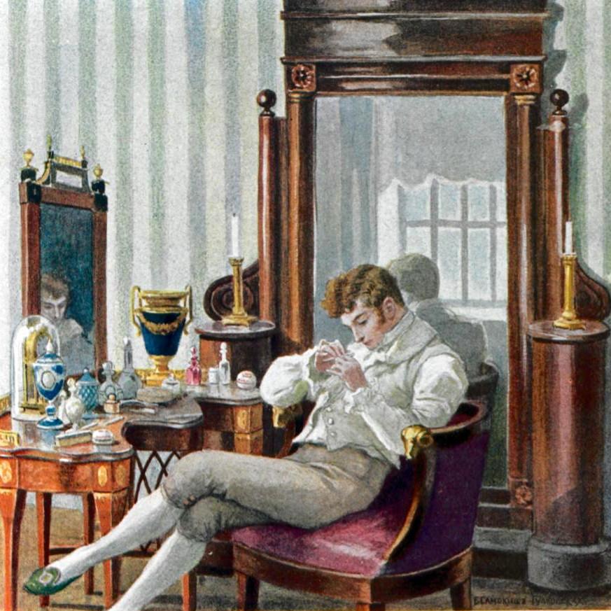 'Evgueni Oneguin' está considerada como una enciclopedia de la vida rusa en el siglo XIX.
