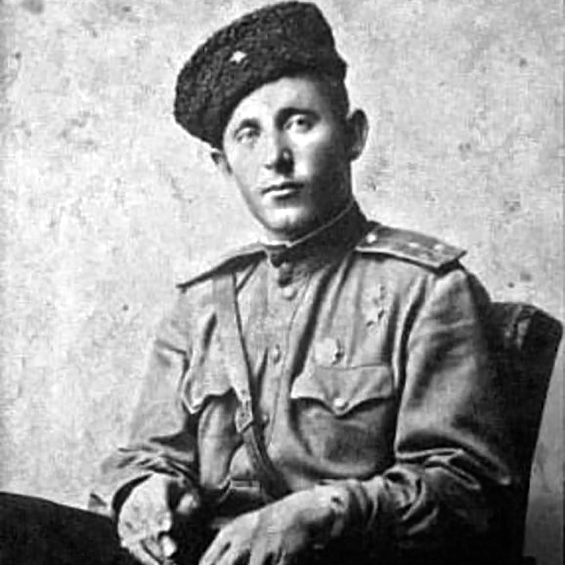 Иван Середа