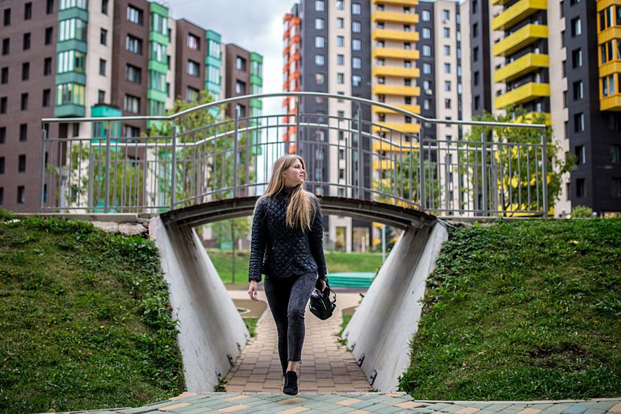 Happy with your new home? Here: Wellton Park Novaya Skhodnya
