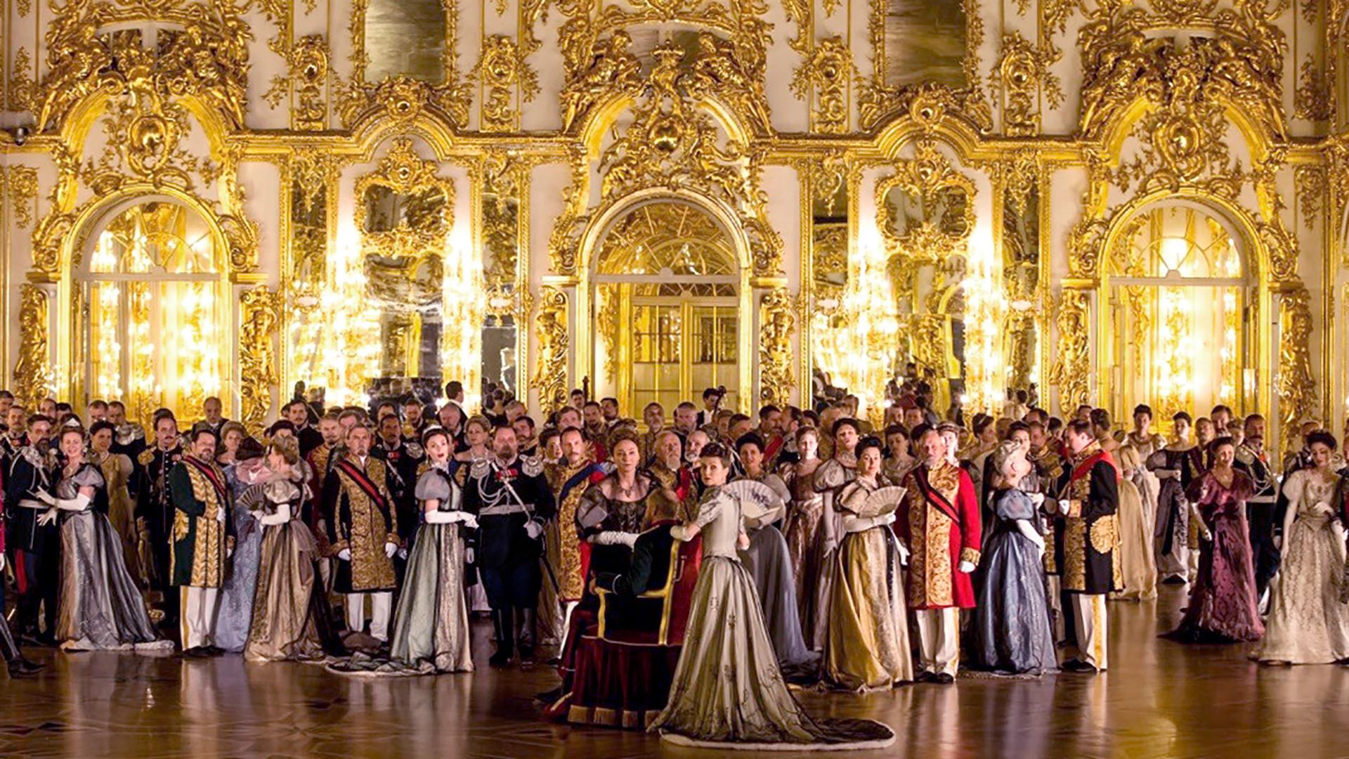 Prema ruskoj tradiciji, privatni život vladara bi trebao ostati skriven od javnosti.
