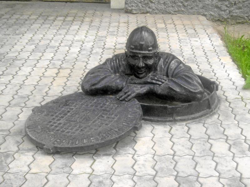 Spomenik vodovodarja