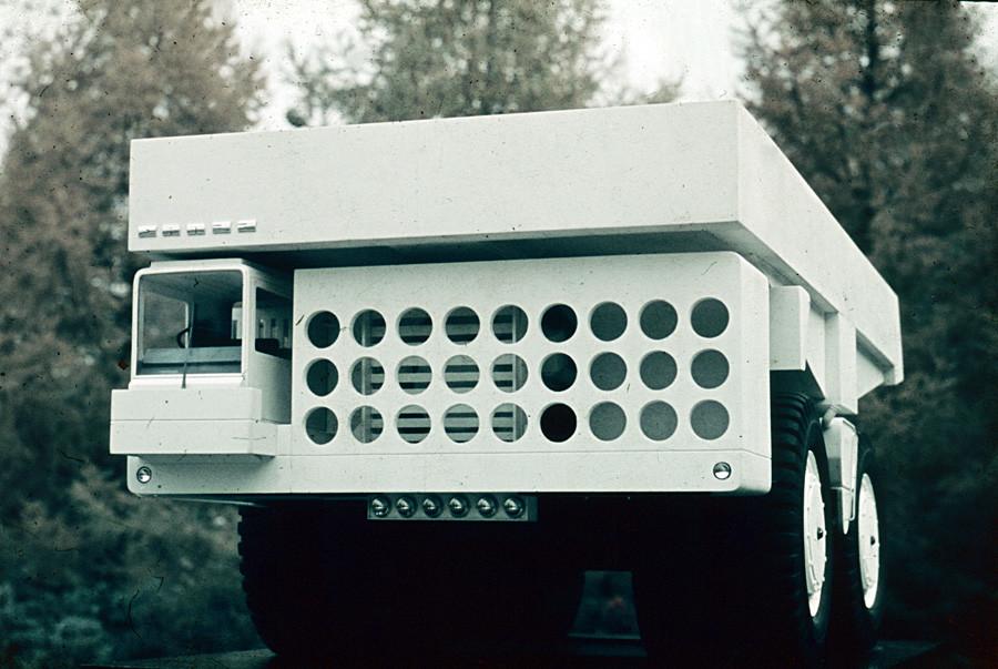 Industrie-Lkw BelAZ-540