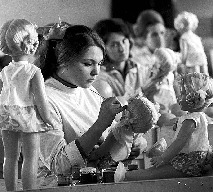 Kinderspielzeugfabrik, KSR 1971