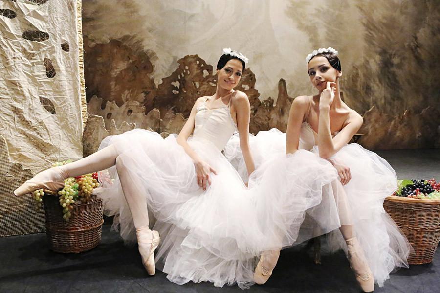 Ruski majstori baleta, graciozni i predivni u svojoj umjetnosti, poznati su u cijelom svijetu.