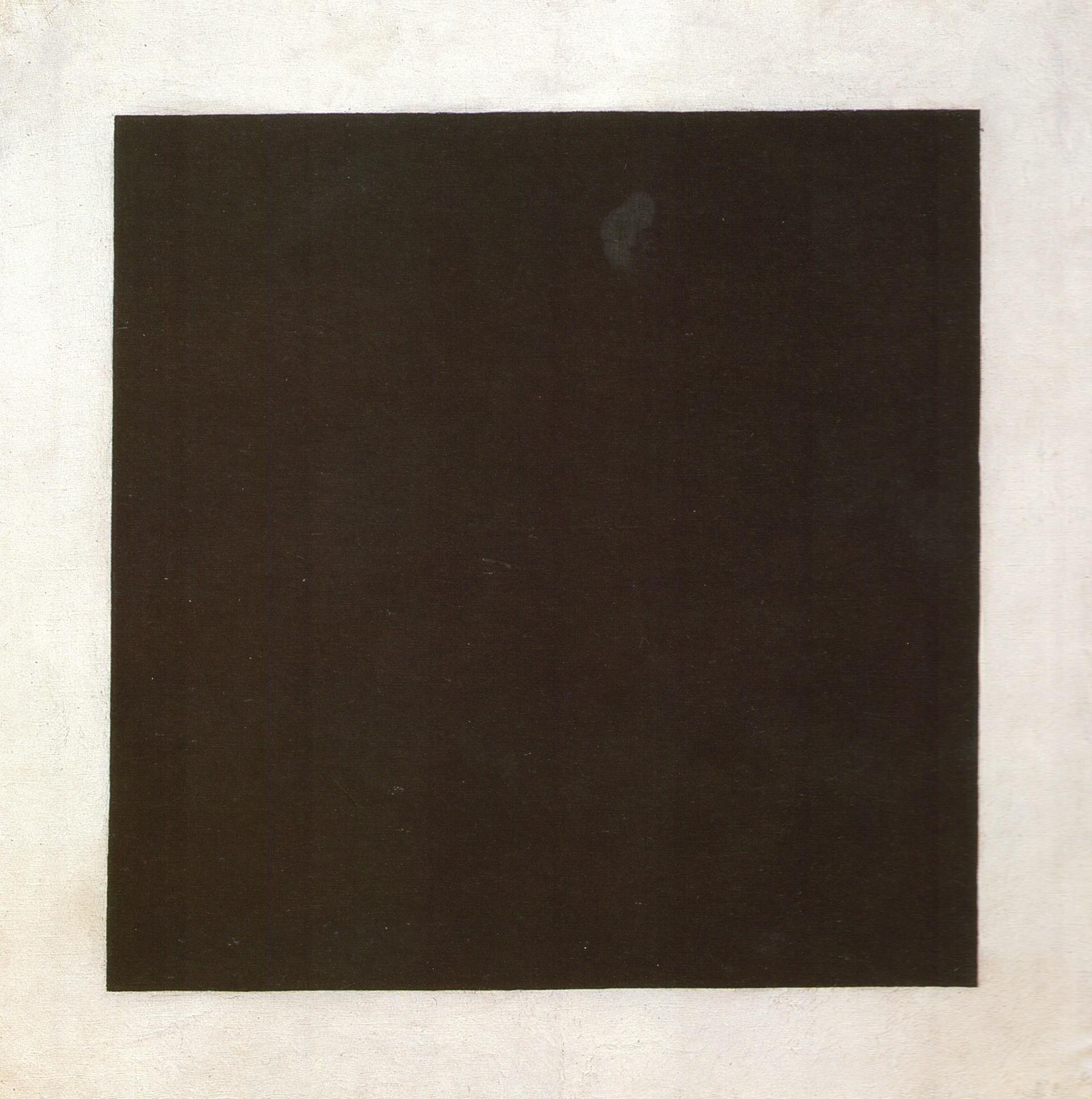 Quadrato nero, Malevich