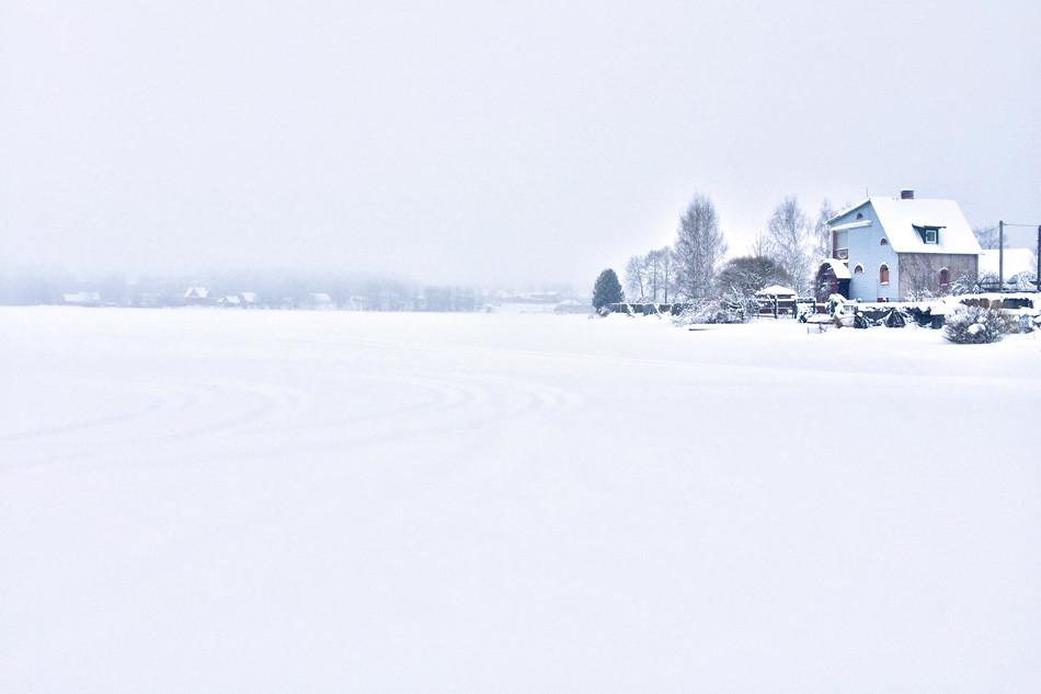 Валдај е сместен на патот од Санкт Петербург до Москва. Иако денес може и да се одмине, решивме да преноќиме таму затоа што нѐ затекна голема снежна бура.