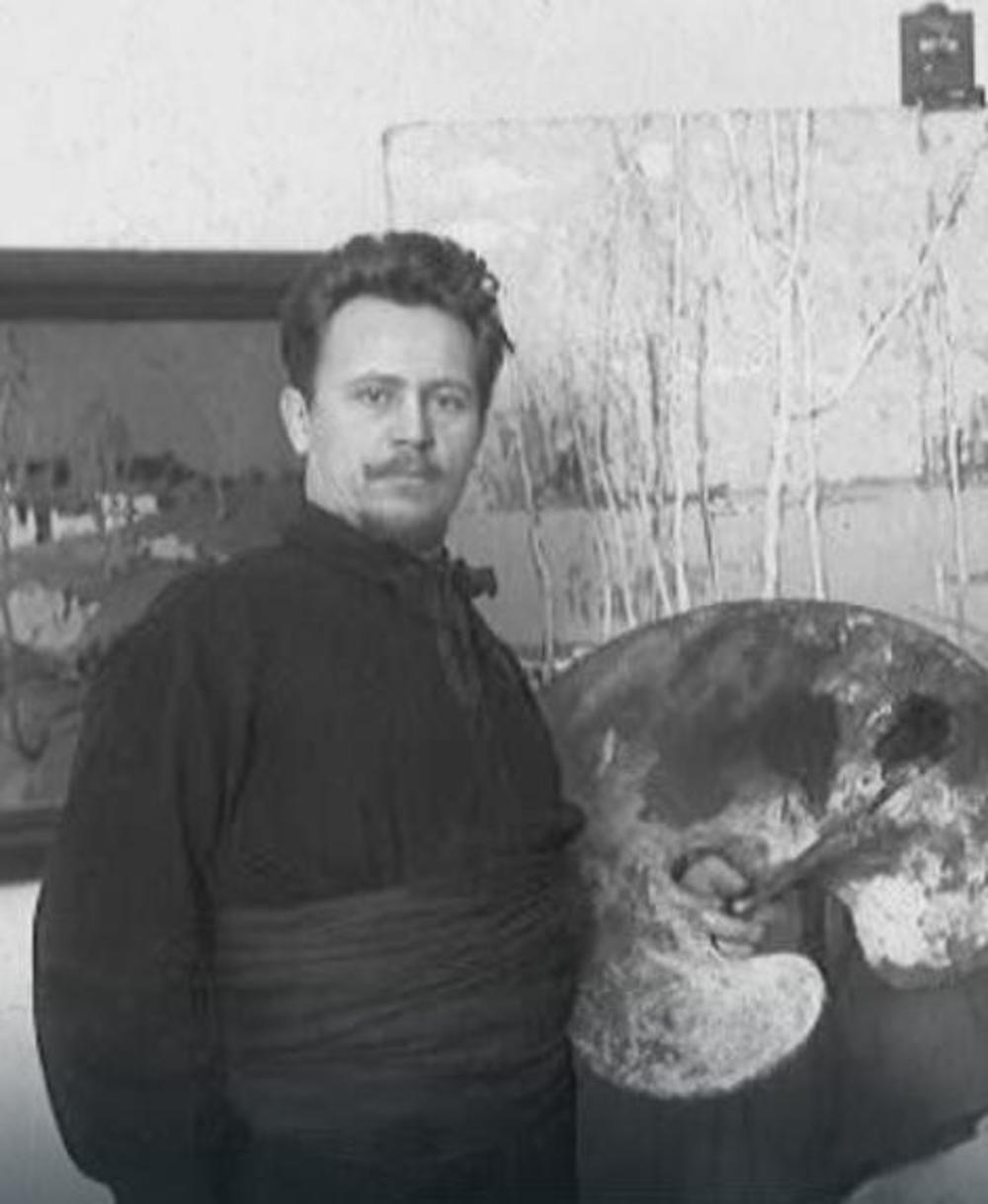 Степан Колесников