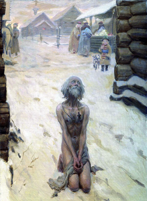 """""""Basílio, o Abençoado"""" (Serguêi Kiríllov, 1994)"""