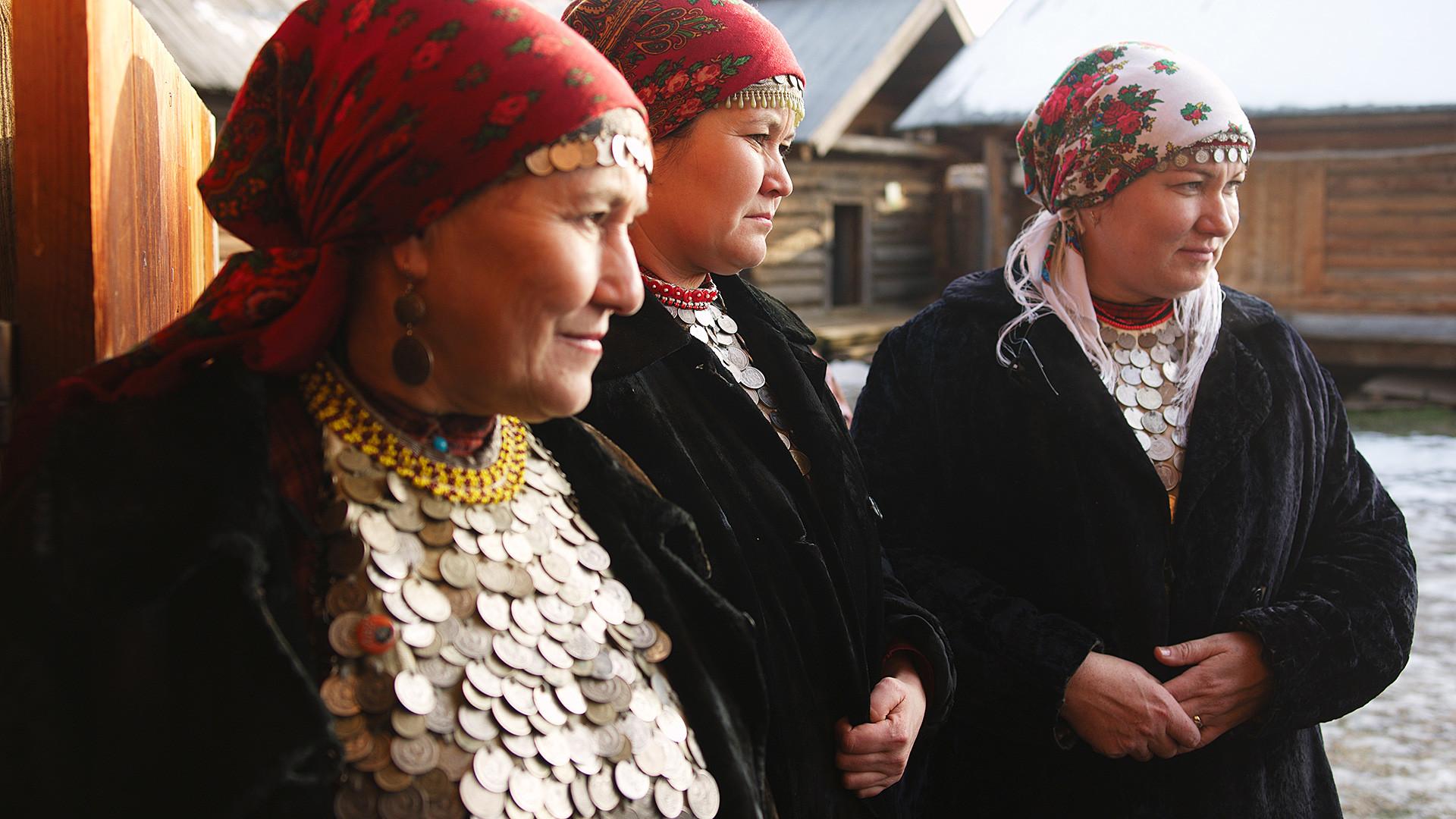 Удмурти, народ Северног Урала.