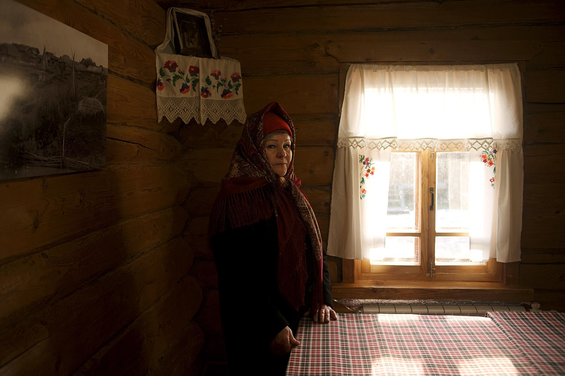 Ана Степановна.