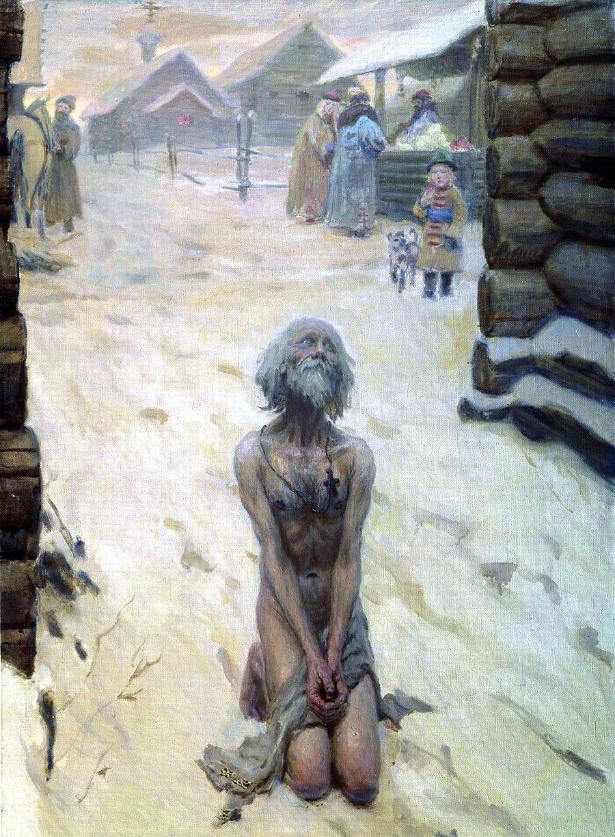 Sergej Kirillov. Vasilij Blaženi (1994).
