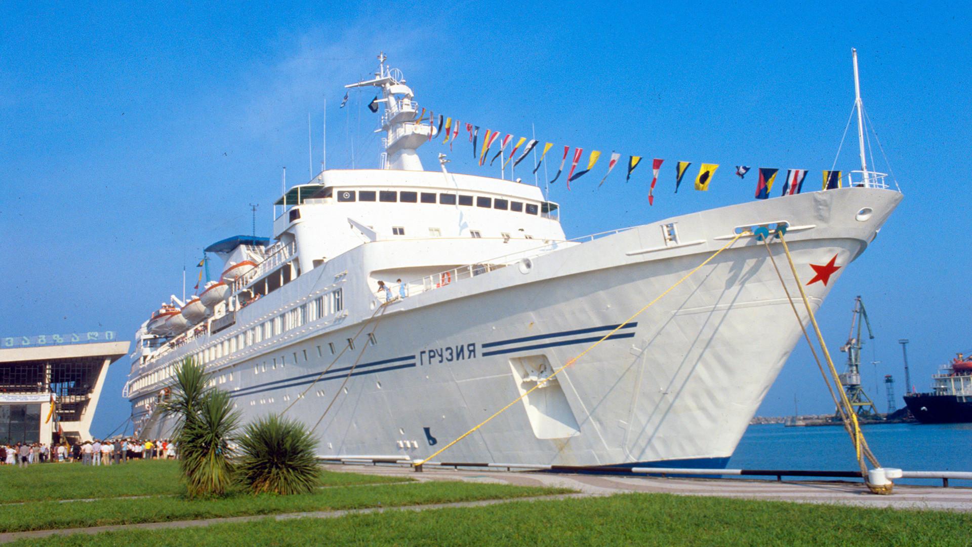 船舶「グルジア号」