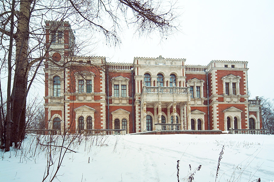 The Vorontsovs-Dashkovs Estate. Architect Bazhenov. Moscow Region. Russia