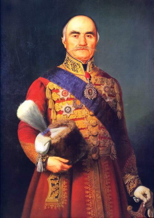 Милош Обреновић