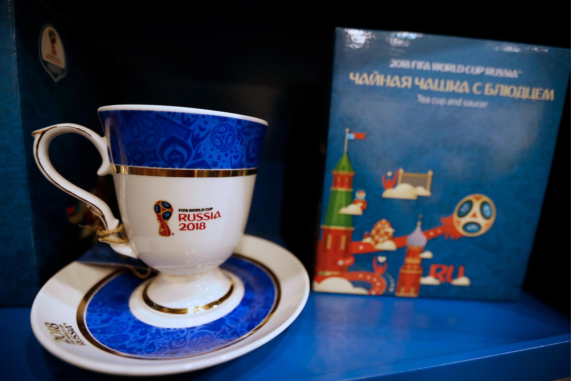 Сувенири Мундијала 2018. у Русији
