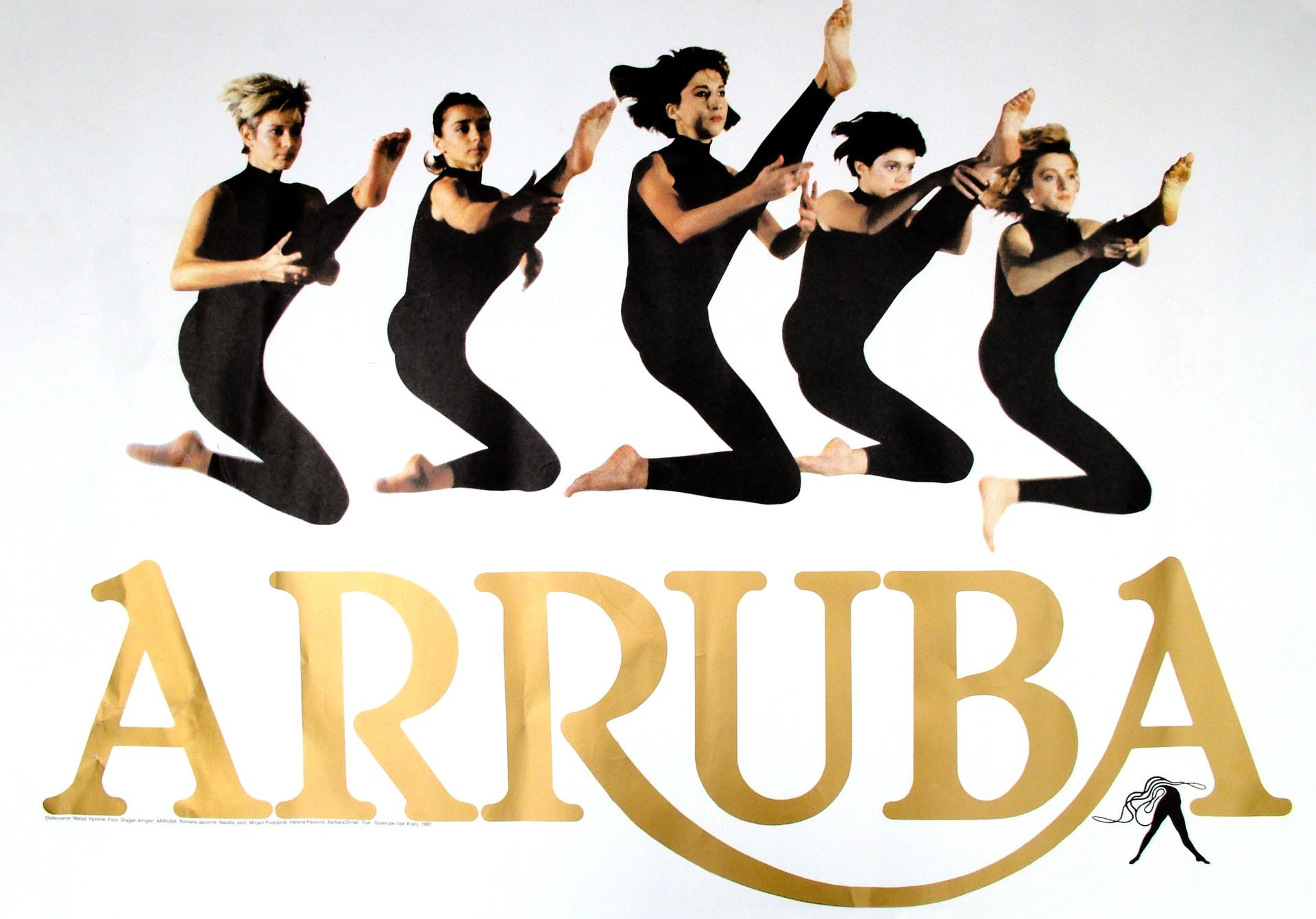 Barbra je bila del skupine Arruba, ki je plesala jazz balet po Jugoslaviji in Evropi z Irekom Muhamedovim, ki je vodil ljubljanski balet.