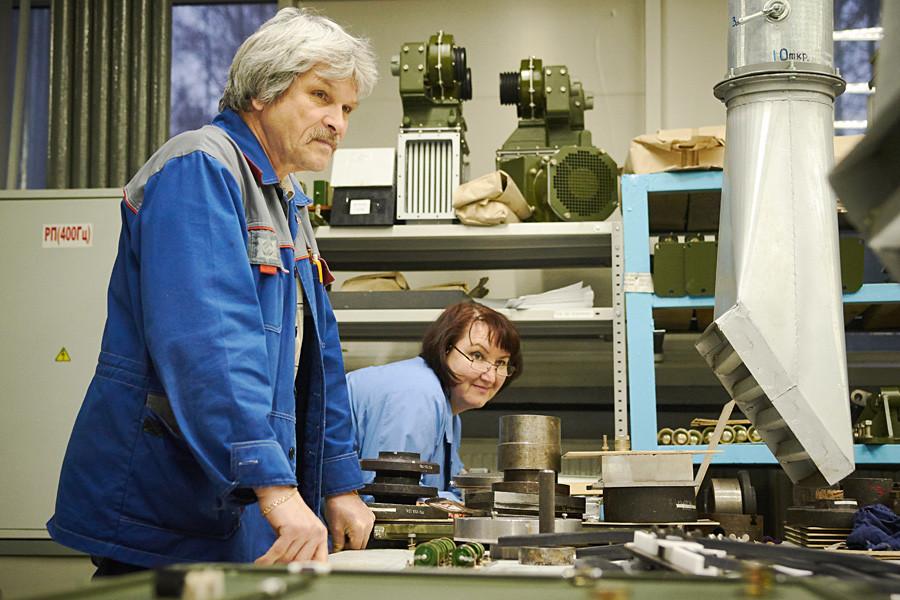 Sepanjang karir Chirkov di pabrik Kupol, ia hanya pernah satu kali mengalami masa buruk, yakni pada tahun 1990-an.
