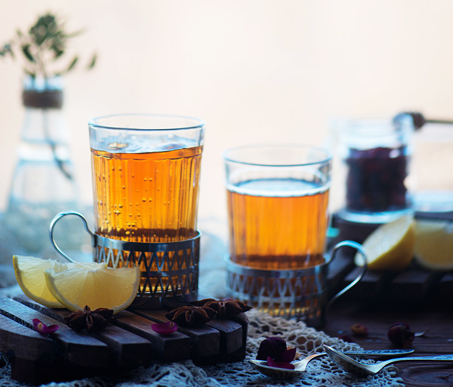 Držač za staklene čaše (rus.