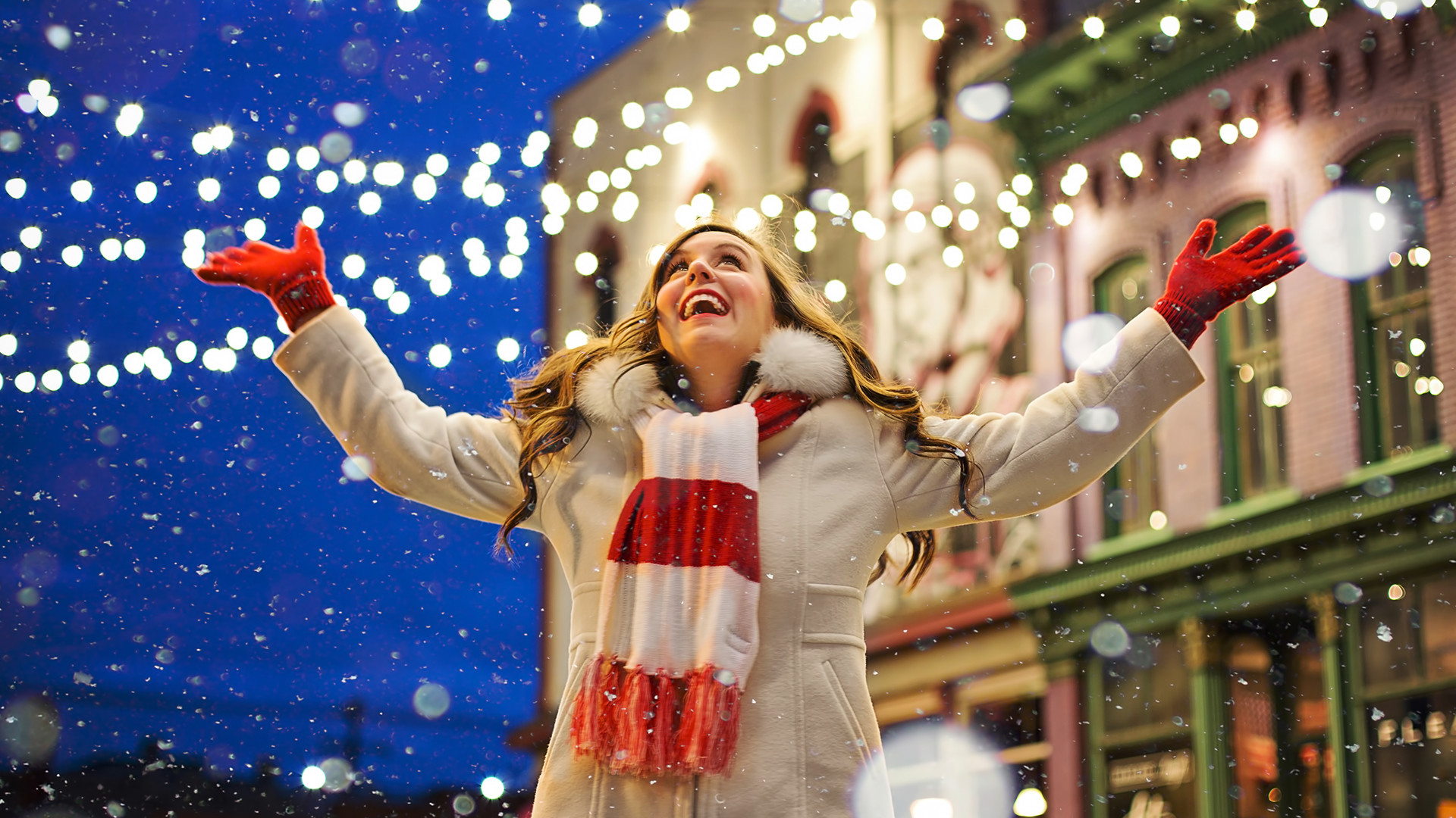 christmas is all around map of moscows main winter festive spots - Russia Christmas