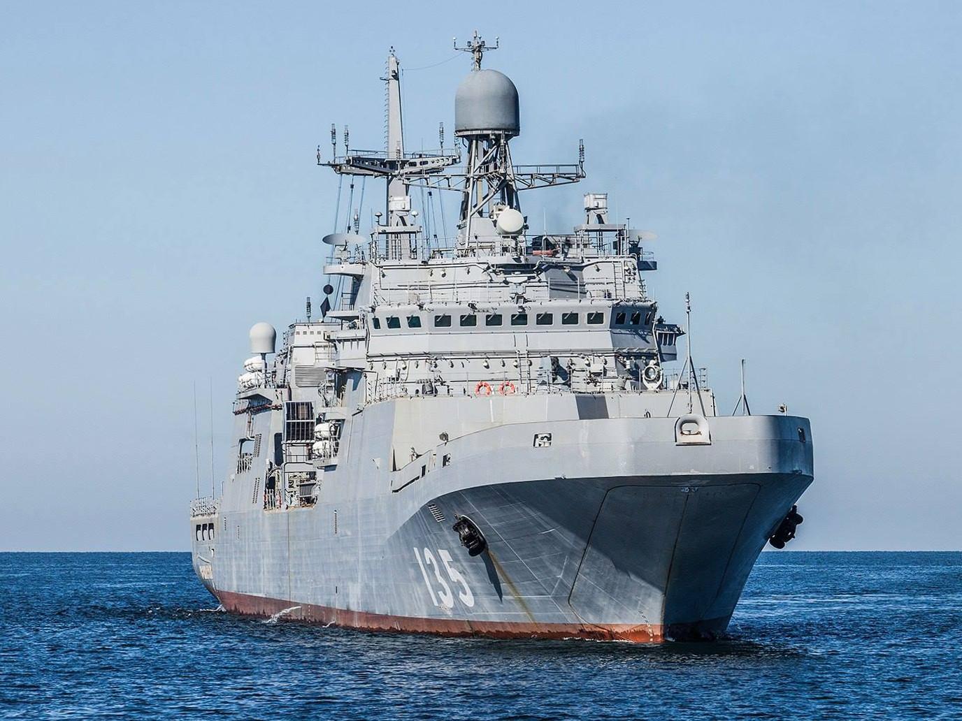 """Велики десантни брод """"Иван Грен"""""""