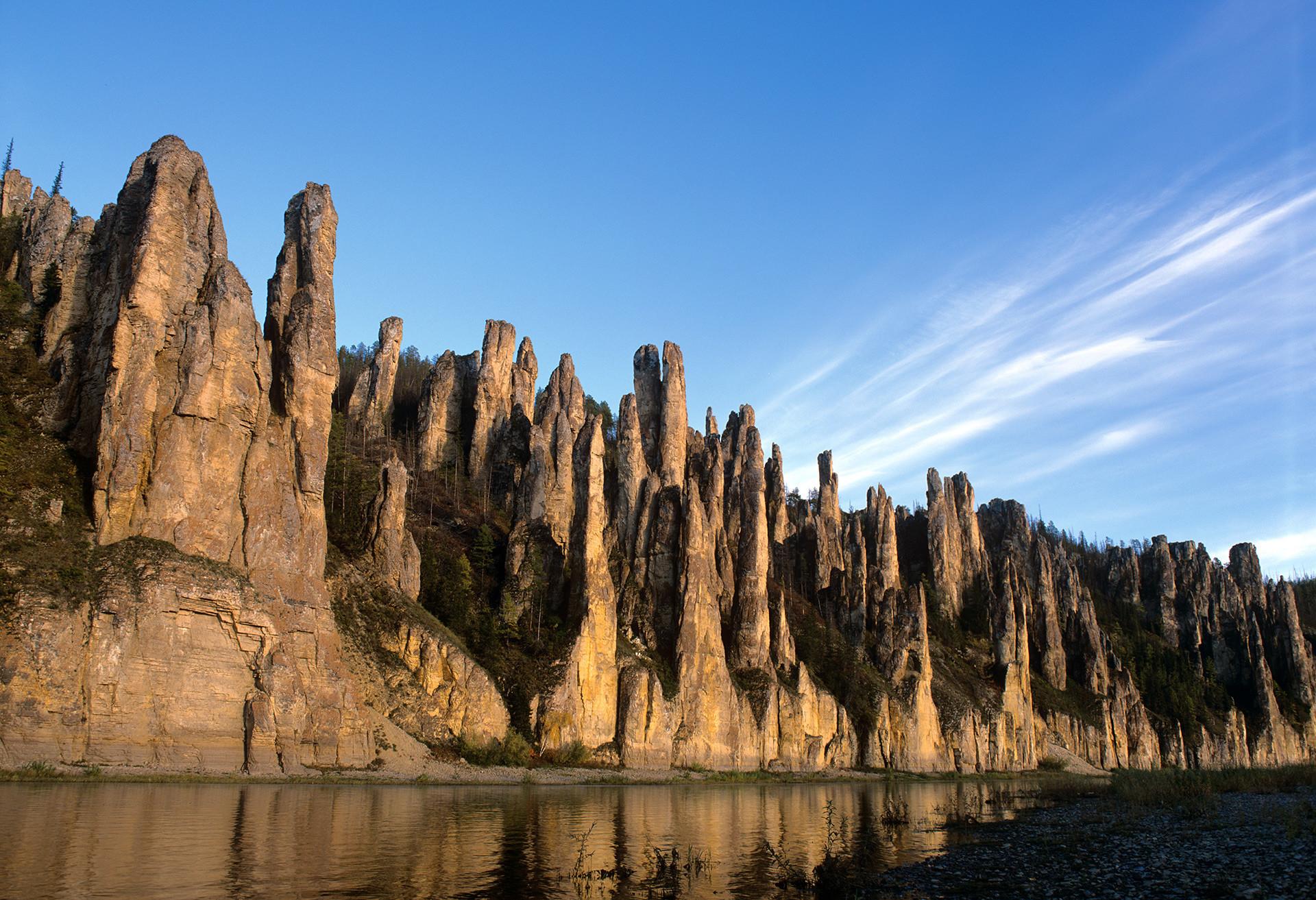 Yakutia bahkan memiliki tempat yang cocok untuk memelihara naga-naganya Daenerys.