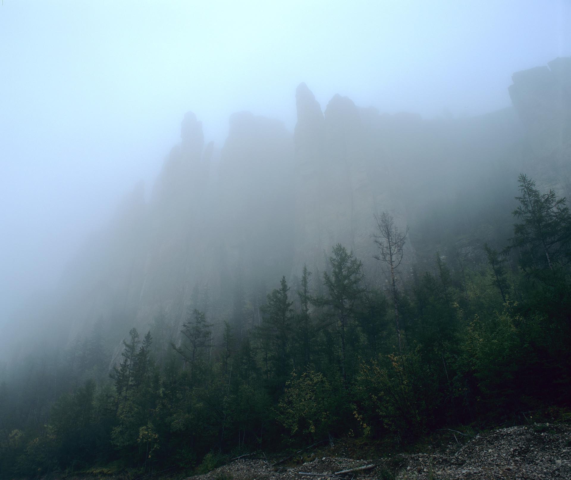 Yakutia penuh dengan pemandangan spektakuler untuk adegan penyergapan dan pertempuran.
