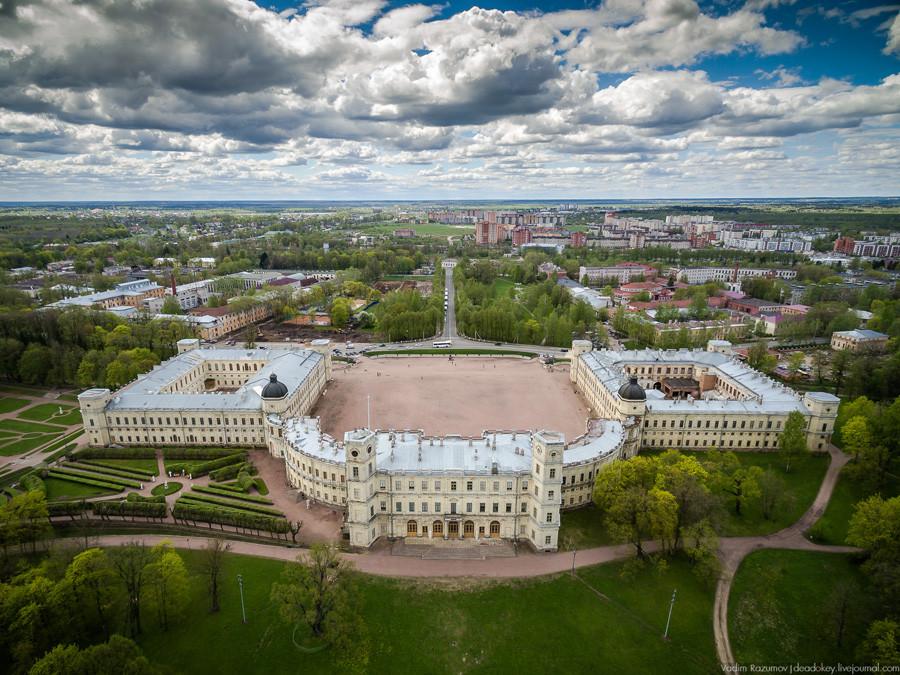 Gátchina, Región de Leningrado.