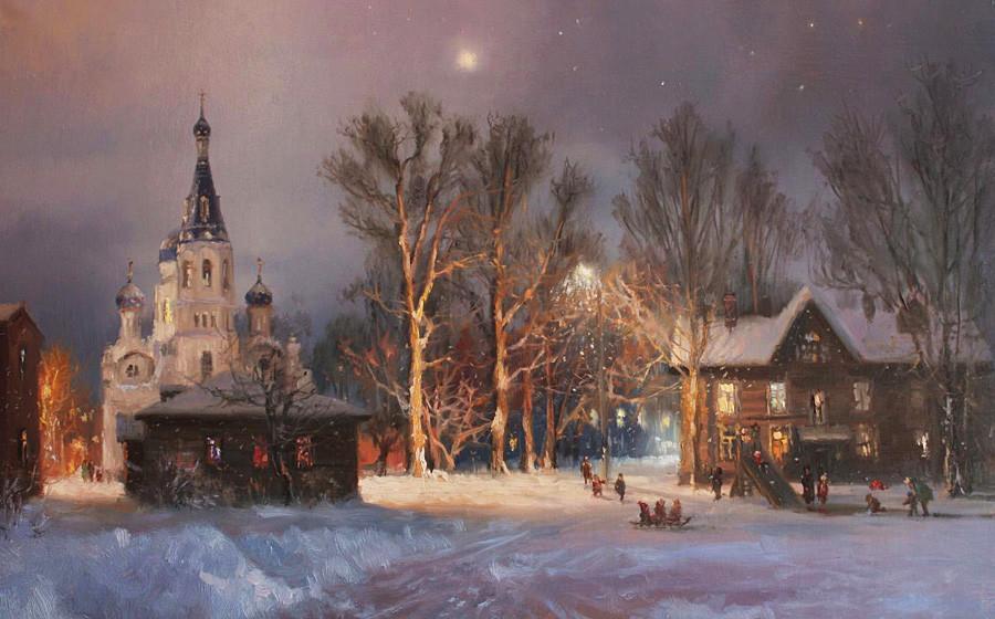 Noel En Russie Pourquoi le Nouvel an est il plus populaire que Noël en Russie