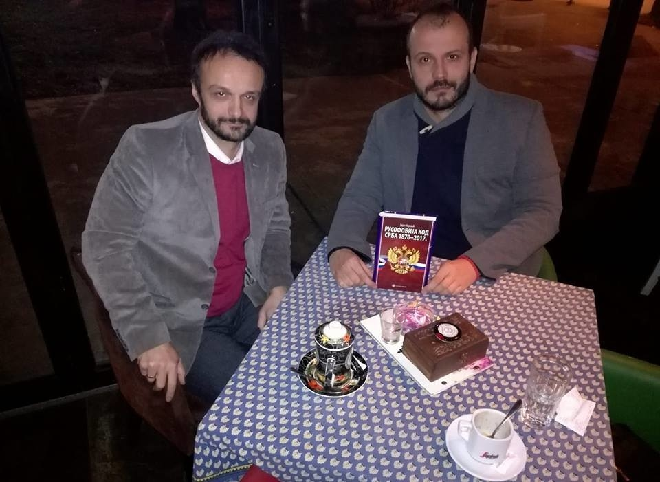 Дејан Мировић и Игор Дамјановић
