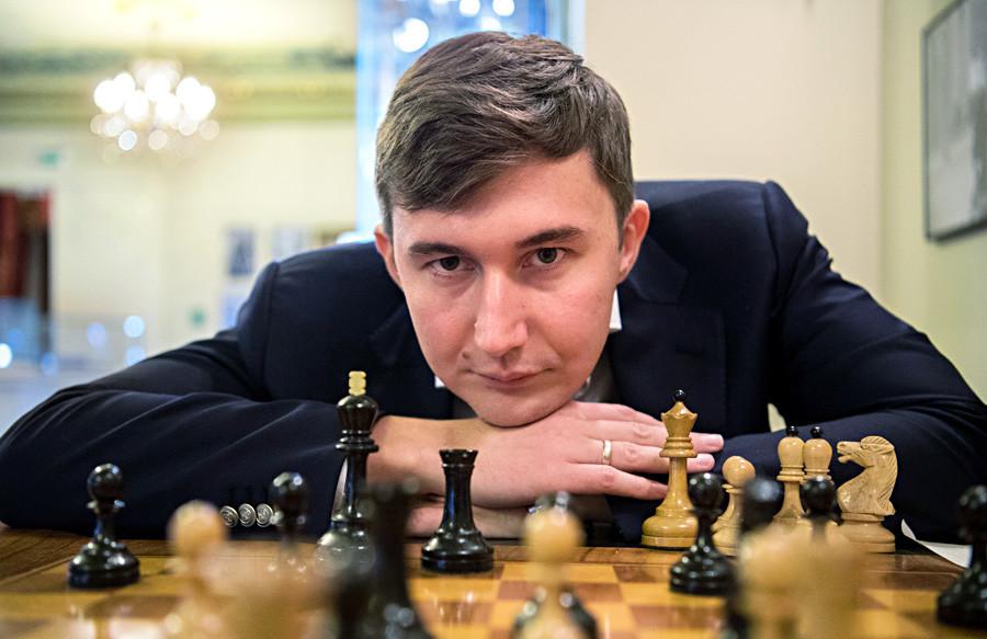 Sergei Karyakin