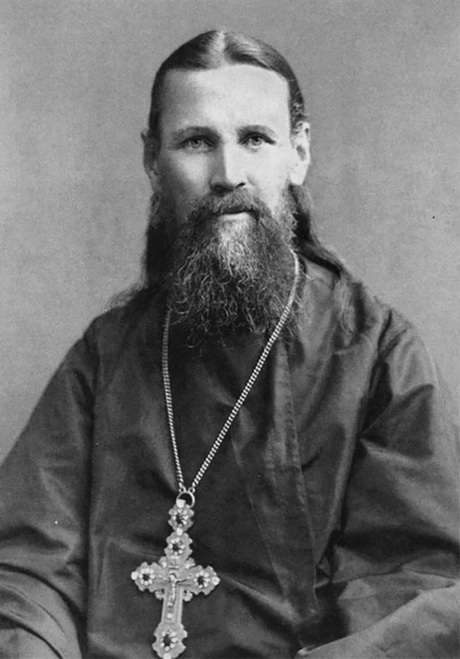 There was no love lost between Tolstoy and father John of Kronstadt, the famous Orthodox priest of his time. The latter even prayed for Tolstoy's death, which was not very Christian of him.
