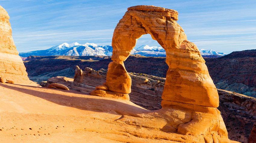 The Utah phenomenon may not be limited to Earth's surface: similar landforms might also be common on Mars