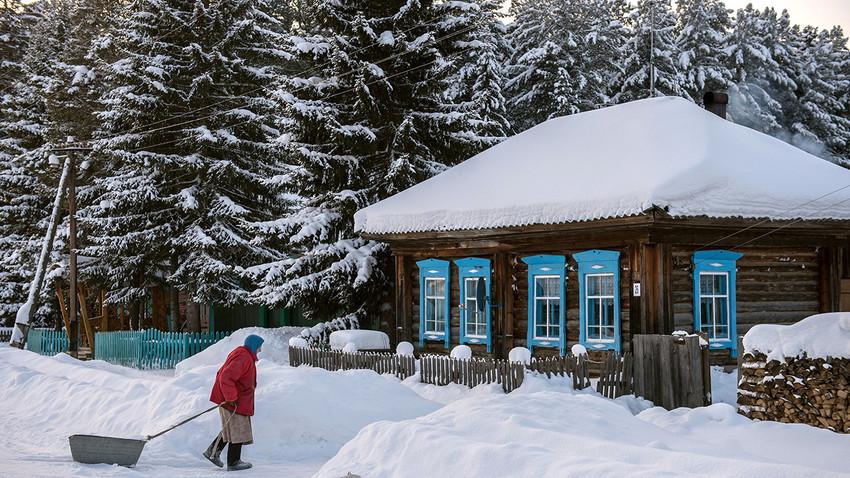 Narasi para pelancong asing ke Rusia menuturkan bagaimana kehidupan di negara terdingin di dunia sebelum kehadiran pemanas ruangan modern.