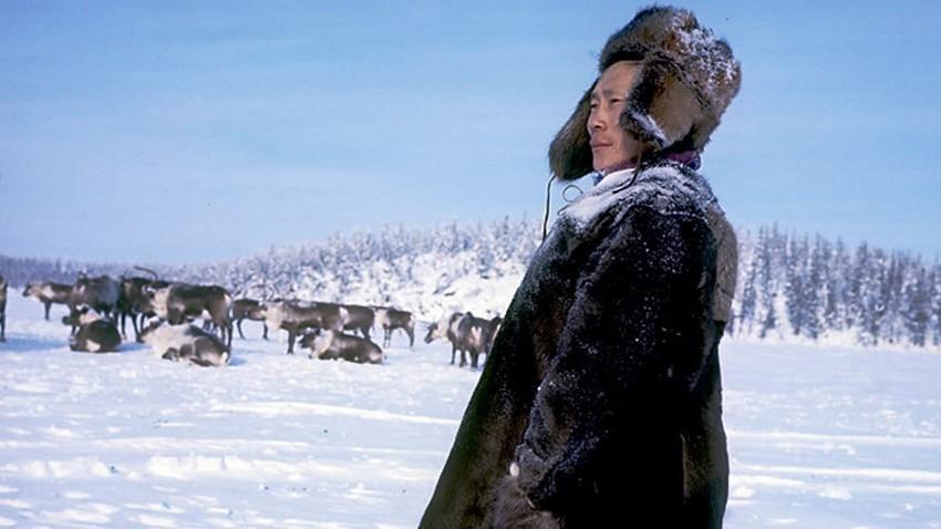 В наши дни юкагирският език се говори само от няколко дузини възрастни хора.