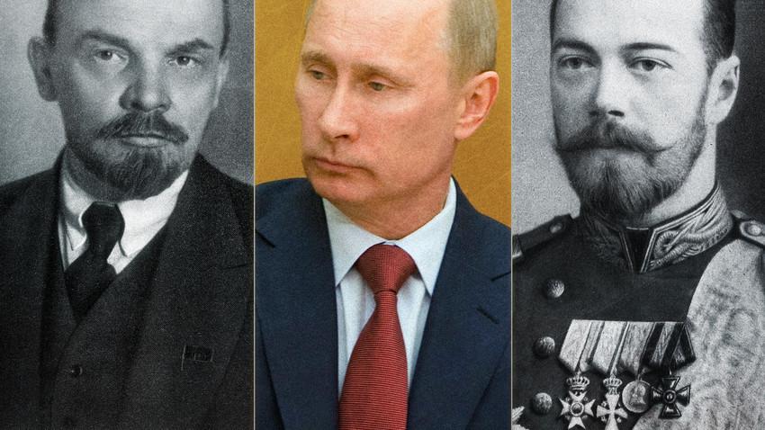 Денес, научниците разликуваат четири типа руски презимиња, во зависност од буквите на кои тие завршуваат, но повеќе презимиња потпаѓаат под две категории.